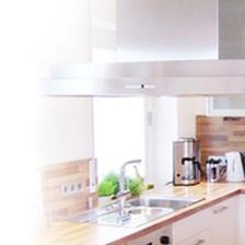 Köögiõhupuhastite filter
